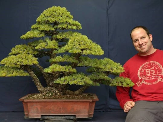 Japanese garden and Bonsai expert Owen Reich will present