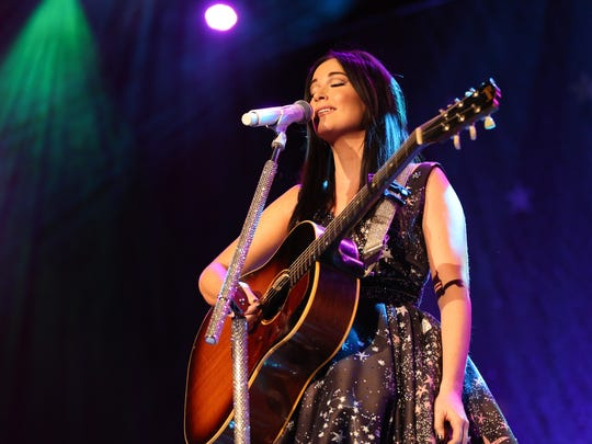 Kacey Musgraves — fresh off winning four Grammys, including Album of the Year — is up for five honors at the ACM awards, although not Entertainer of the Year.