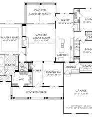 The fourth bedroom and bonus space upstairs offer privacy