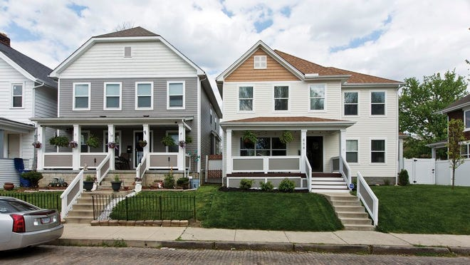 Southern Orchards is one of several neighborhoods well-suited for first-time home buyers.