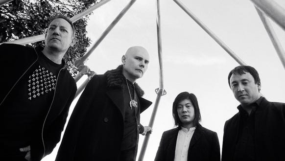 Smashing Pumpkins will perform Aug. 17 at Bankers Life