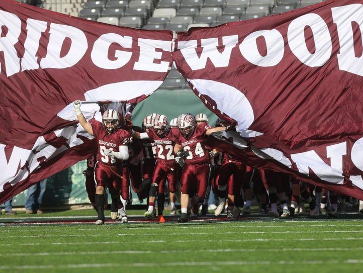 Ridgewood improved to 8-2 on the season with last week's