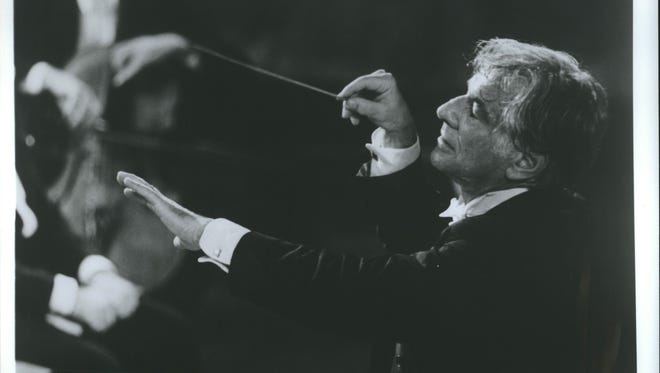 The New York Philharmonic will pay tribute to Leonard Bernstein, its longtime music director, during its UMS residency in November.