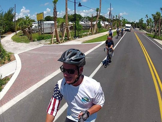 For the 18th year, WPTV News Channel 5 Chief Meteorologist Steve Weagle will kick off hurricane season with a four-county bicycle ride.