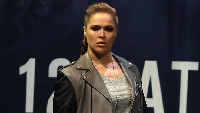 Ronda Rousey has not made many public appearances since losing to Holly Holm in November 2015.