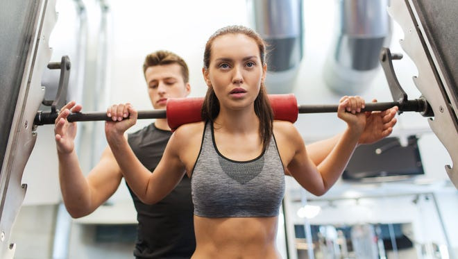 Work with someone who knows what they're talking about and can show you the ropes when it comes to weight training.