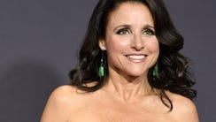 Julia Louis-Dreyfus, the 56 year old star of HBO's