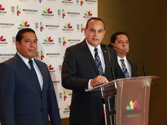 MEXICO-CRIME-VIOLENCE-MEDIA-MURDER-ADAME