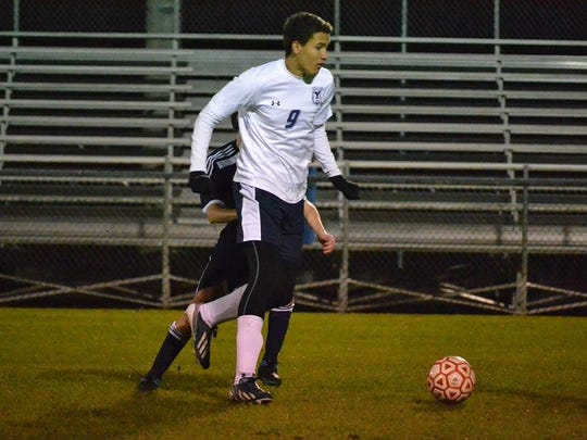 Wakulla junior Isaiah Caple scored a tying goal in the final seconds of Friday's District 2-2A championship against Florida High, sending the game to overtime and beyond as the War Eagles won in a penalty-kick shootout.