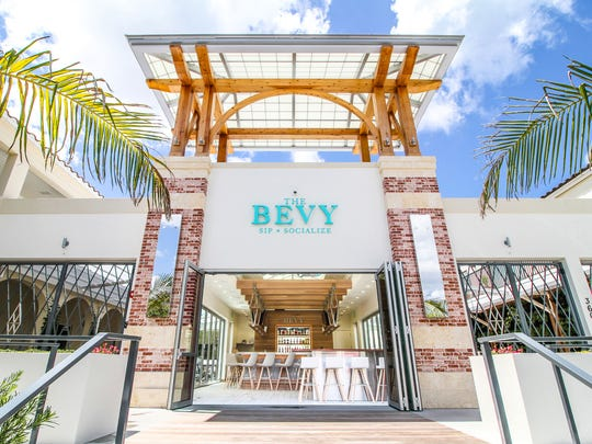 The Bevy gastrobar opened in 2017 at 360 12th Ave. S. in downtown Naples.