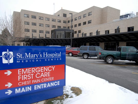 St. Mary's Hospital in Green Bay