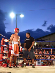 Under the LIghts at Punch Out