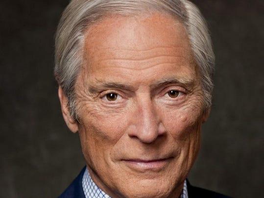 Bob Simon, correspondent for '60 Minutes' on CBS.