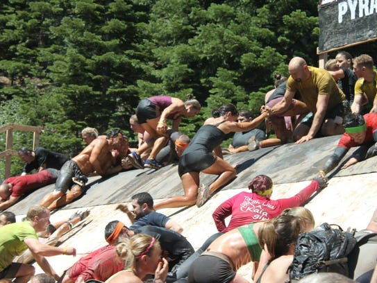 Tough Mudder Tahoe was held Aug. 16, 2014, at Northstar California. This year's event is June 9-10.