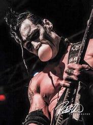 Guitarist Doyle.