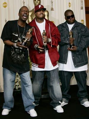 Three 6 Mafia is a Memphis based rap group. It consists of Crunchy Black, DJ Paul and Juicy J.