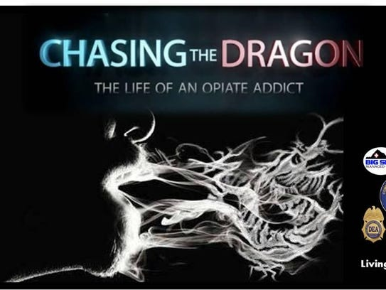 """More than 3,500 people viewed """"Chasing the Dragon,"""""""