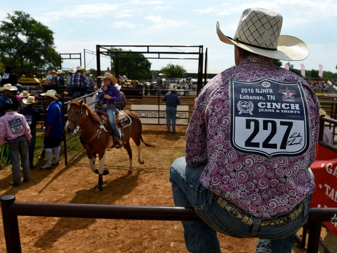 National Jr High Finals Rodeo In Lebanon