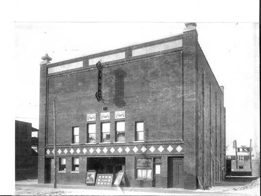 Lyric Theater 1917