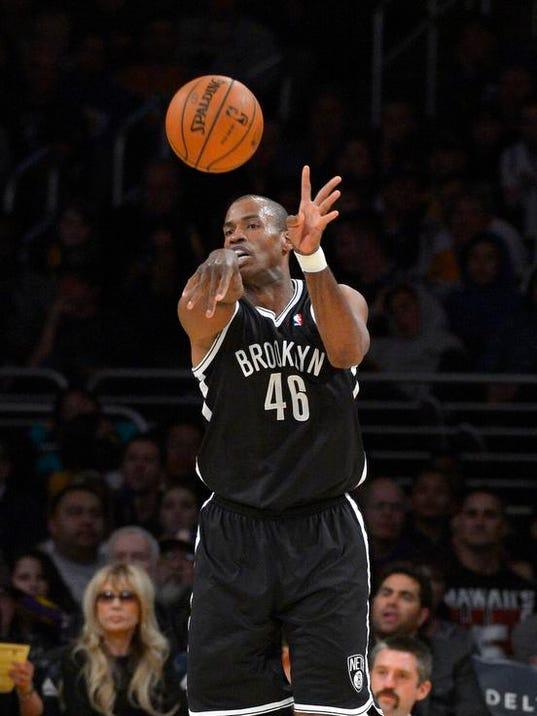 Nets Lakers Basketball