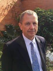 Nanuet schools Superintendent Mark McNeill