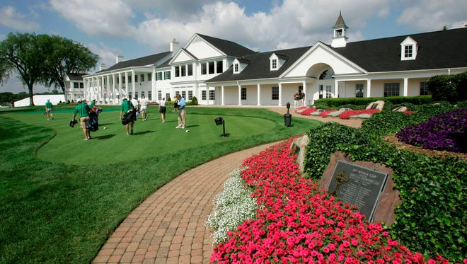 Oakland Hills last hosted the U.S. Open in 1996.