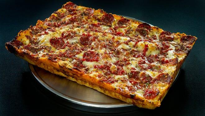 Buddy's Detroit-style pizza