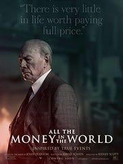 Christopher Plummer in an 'All the Money in the World'