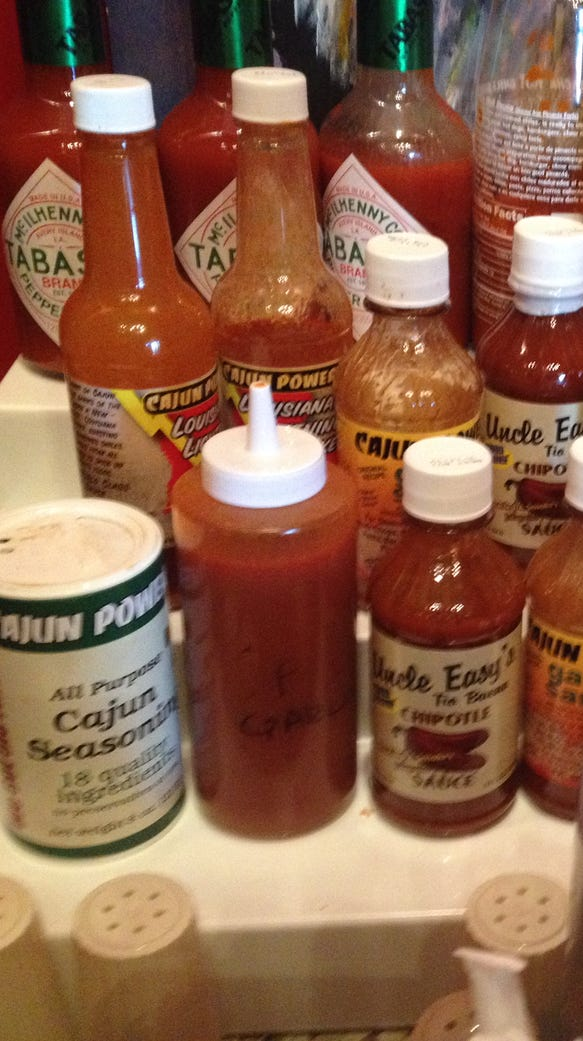 yat's hot sauces