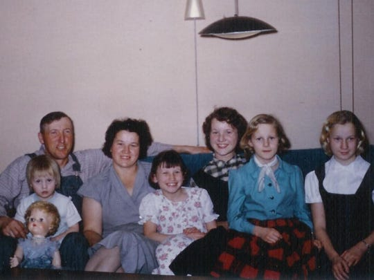 The Corey family.