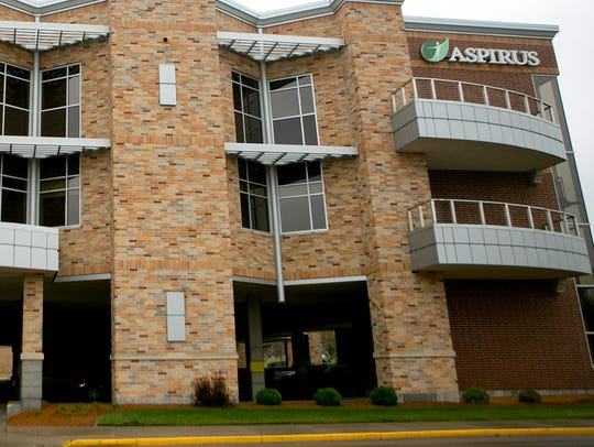 Aspirus Riverview Hospital in Wisconsin Rapids, Oct.