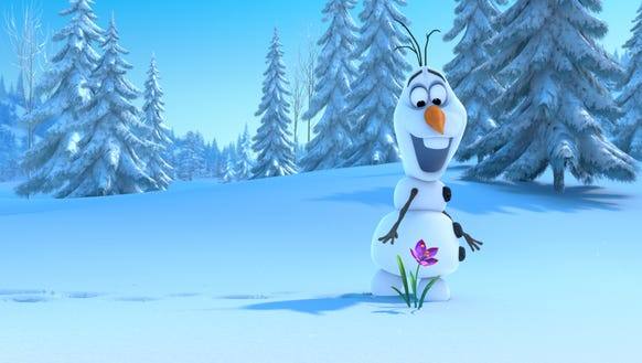 Olaf and company are back to ring in the holidays.