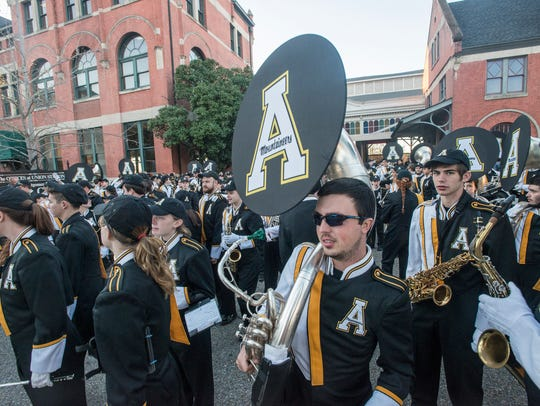 The Montgomery Advertiser Street Fest & Pep Rally for