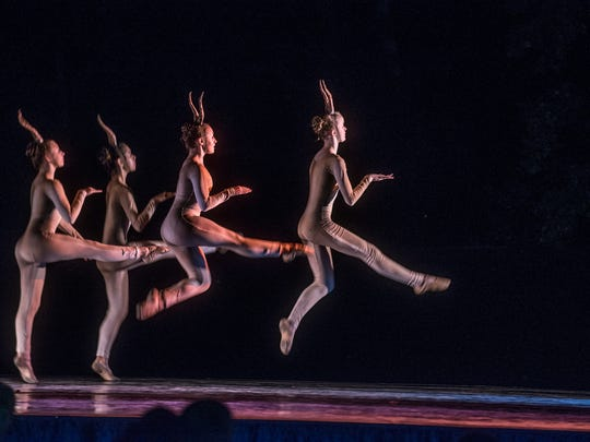 The 26th annual Ballet and the Beasts, featuring the Montgomery Ballet and held at the Montgomery Zoo, was held Friday, Sept. 23, 2016, in front of a record crowd of 1,300 guests.