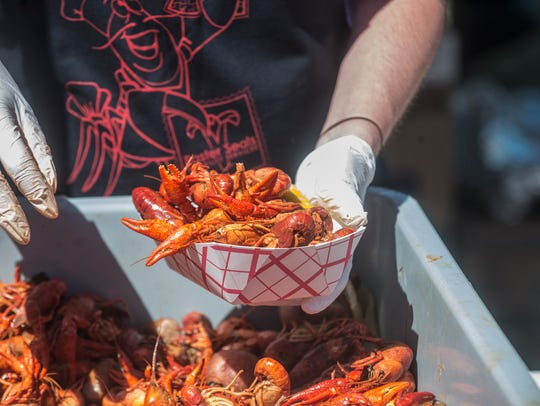 The 15th annual Autism Crawfish Boil is Saturday in Montgomery, featuring all-you-can-eat crawfish and fixins.