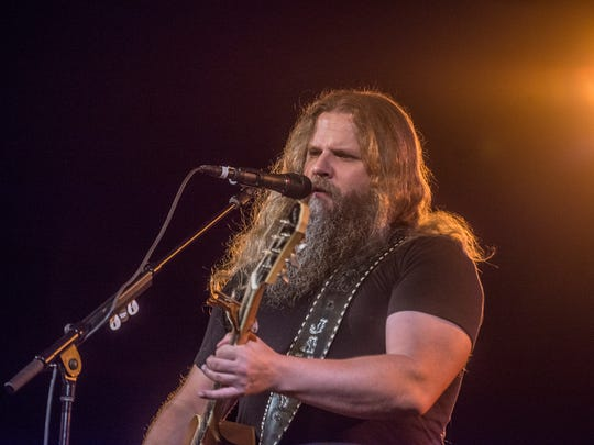 Jamey Johnson's 8th annual Homecoming Concert is Sunday at Riverwalk Stadium in Montgomery.