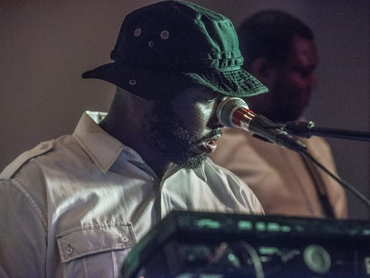 Tone G: The group Funk Nation is one of five bands