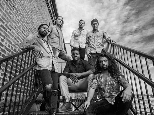 """Nahko and Medicine For The People play Monday, March 12, at Saturn in Birmingham in support of Nahko's new album """"My Name Is Bear."""""""