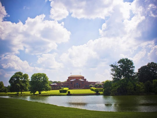 The Alabama Shakespeare Festival is located in Blount Cultural Park in Montgomery.