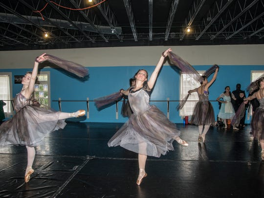 montgomery ballet puts own twist on oz napoli