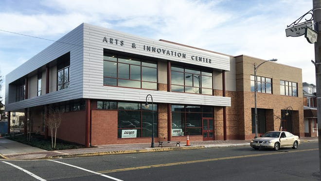 Cumberland County College's Clay College has moved to the new Arts and Innovation Center at 321 N. High St., in Millville.