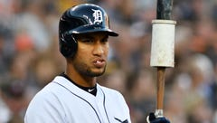 Victor Reyes: A most unlikely success story in Tigers' first half