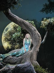 "Kristine Opolais stars in the title role of Dvořák's ""Rusalka."" Catch The Met opera based on ""The Little Mermaid"" at Regal Santiam Stadium 11 9:55 a.m. Feb. 25. $18 to $24."