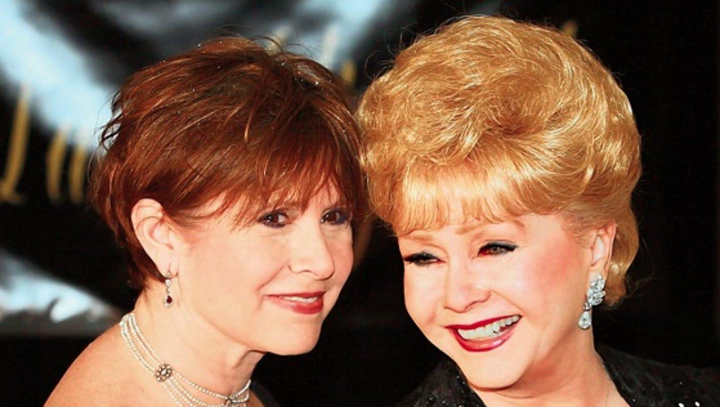 2015 El Paso Native Debbie Reynolds Gets Award