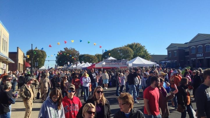 150,000+ expected to attend 31st  Lexington Barbecue