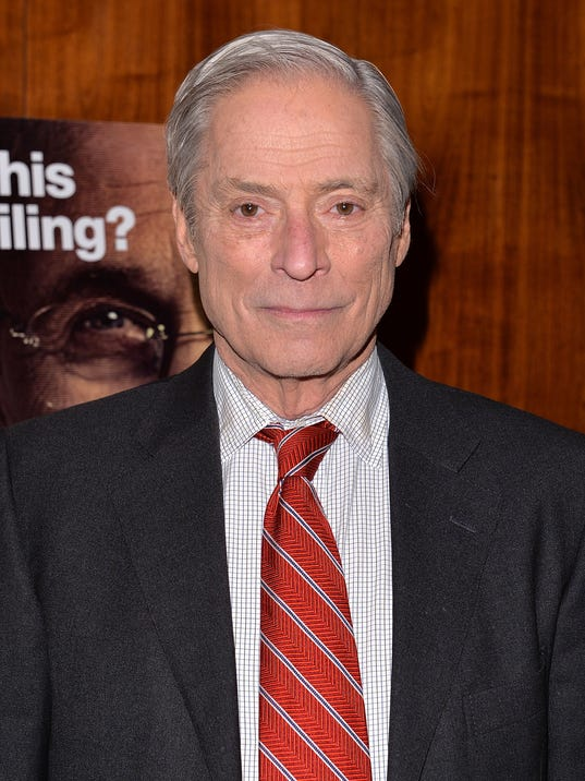FILE: CBS News Correspondent Bob Simon Dies At 73