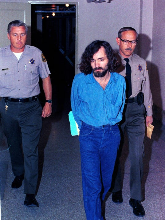 AP MANSON KILLINGS ANNIVERSARY A FILE USA