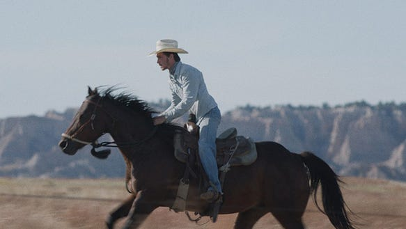 South Dakota cowboy Brady Jandreau stars in the movies