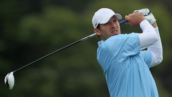 Former Dallas Cowboys quarterback Tony Romo will play in the Western Amateur near Chicago next month.