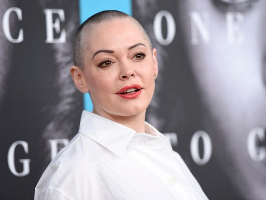 Actress Rose McGowan says she was raped by a Hollywood